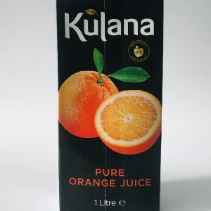 Pure Orange Juice 1 Litre