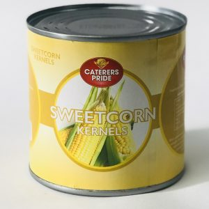 Tinned Sweetcorn Net Weight 340g