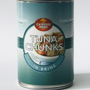 Tuna Chunks in Brine Net Weight 400g